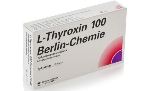 Buy T4 L-Thyroxin 100 Levothyroxine