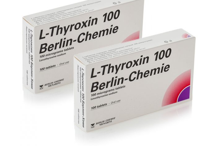 L-Thyroxin 100 T4 Online Sale UK