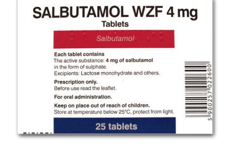Salbutamol for sale