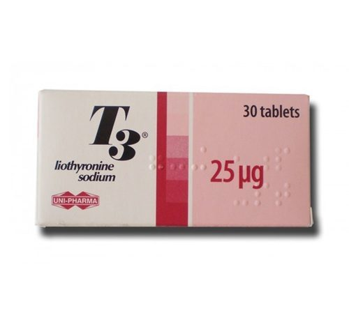 Buy T3 Uni Pharma UK