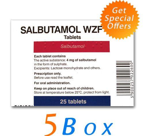 Buy Salbutamol Australia