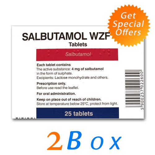 Buy Salbutamol